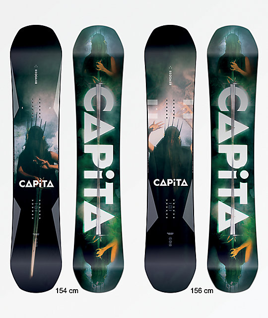 f17928af357 Capita Defenders of Awesome Snowboard 2019