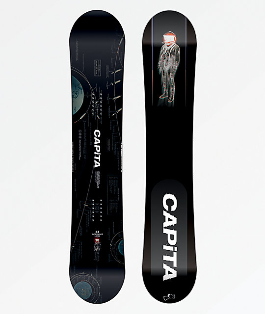 Capita Outerspace Living 2019 tabla de snowboard