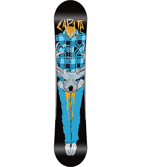 Capita Stairmaster Extreme 152cm Wide Snowboard