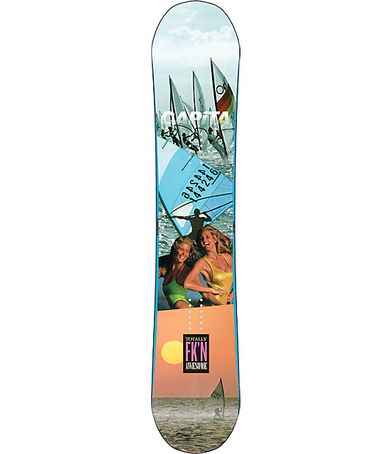 Capita Totally FkN Awesome 157cm Snowboard