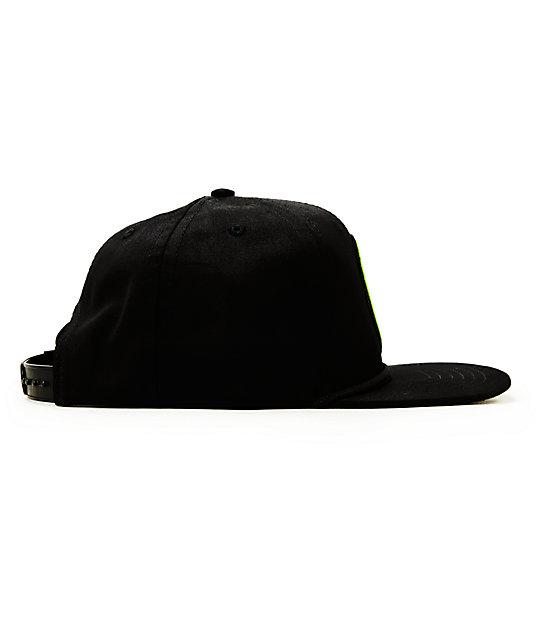 3e6341ae4833f ... Captain Fin OG Anchor Snapback Hat