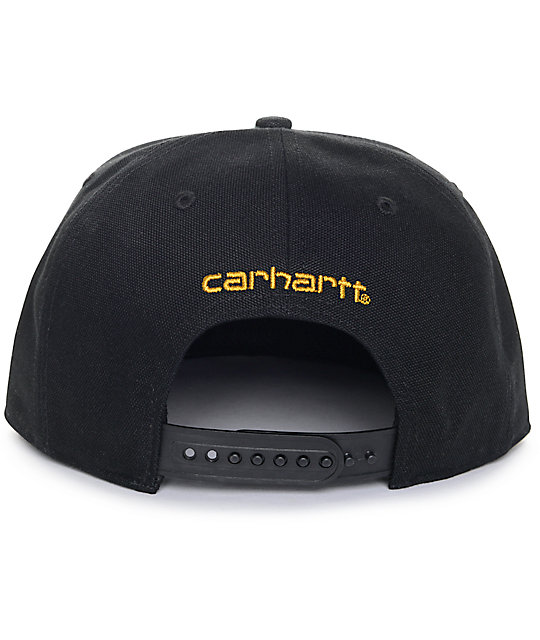 243611b5e Carhartt Ashland Black Cap