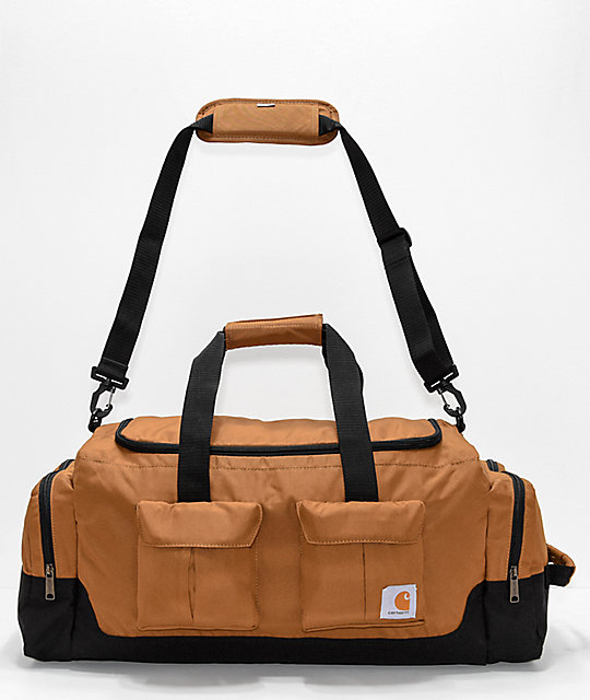 78df79dcbbed Carhartt Legacy Brown Duffel Bag