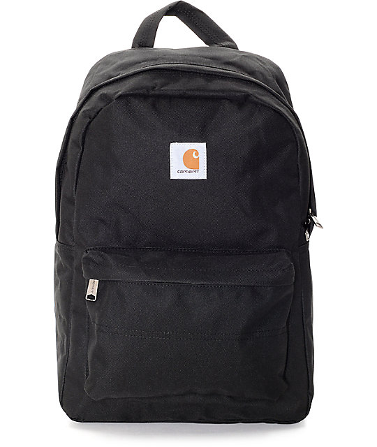d5372444cc Carhartt Trade Black Backpack | Zumiez