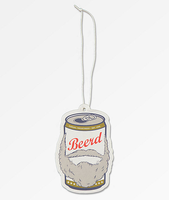 Casual Industrees Beerd Air Freshener