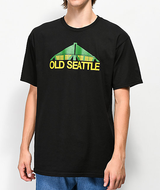 Casual Industrees Old Seattle Key Black