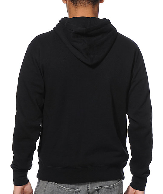 Casual Industrees PDX Black Pullover Hoodie