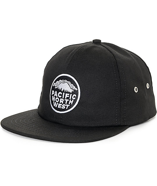 Casual Industrees PNW Strapback Hat