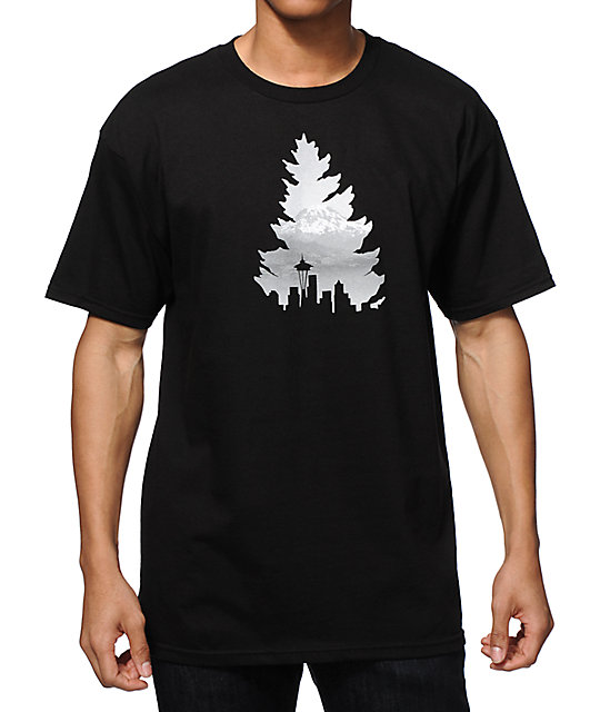Casual Industrees WA Johnny Tree camiseta