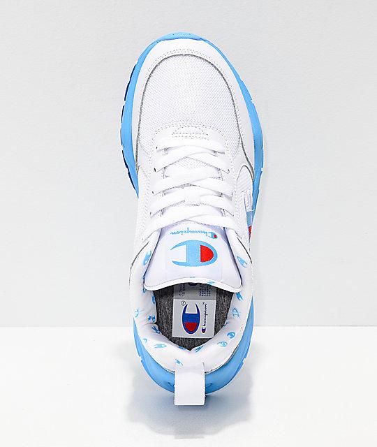 e79aaf0a103e ... Champion 93 Eighteen Big C Active Blue Dip Shoes ...