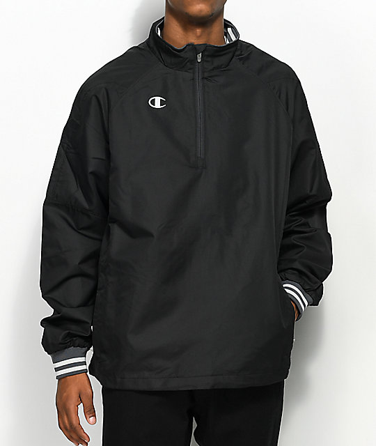Champion All Star Quarter Zip Up Jacket