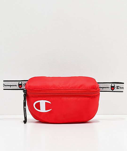 Champion Attribute 2.0 Red Fanny Pack