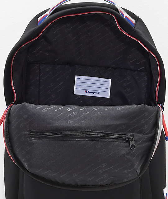 Champion Attribute 22.5L mochila negra