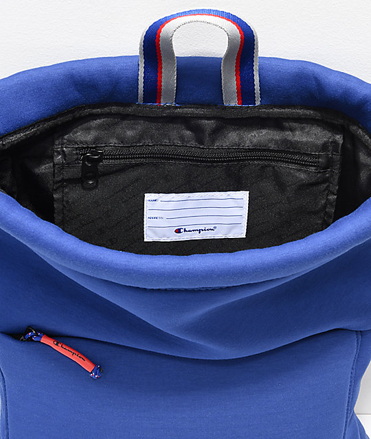 Champion Attribute Blue Gym Cinch Bag