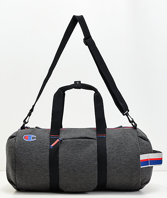 e3b681db6aeb Champion Attribute Grey Duffle Bag