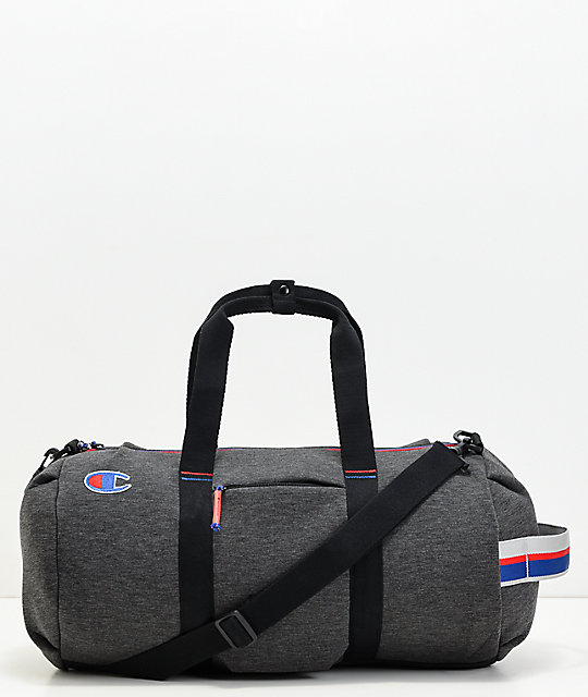Champion Attribute bolso de viaje gris