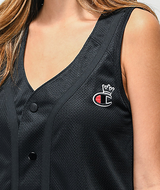 Champion Baseball Black Dress