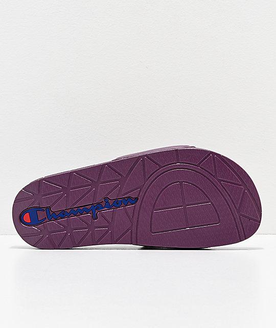 bd3e5757c4c ... Champion Berry Logo Slide Sandals