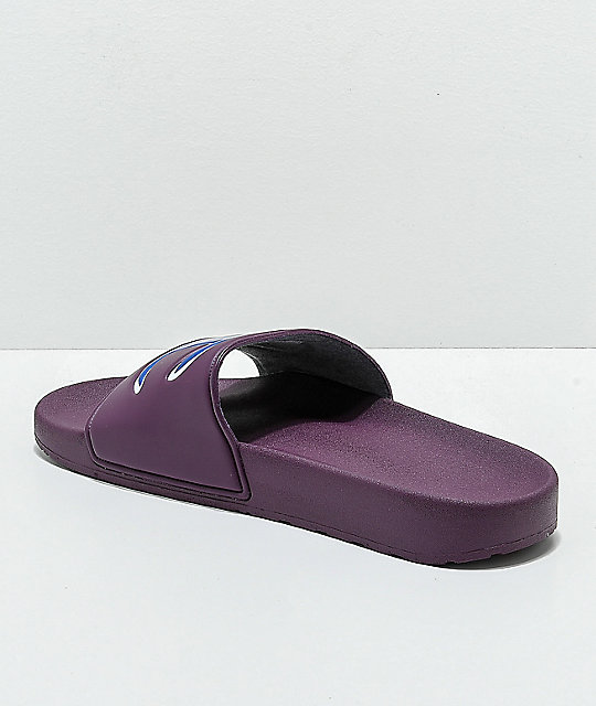 772545413b4 Champion Berry Logo Slide Sandals  Champion Berry Logo Slide Sandals ...