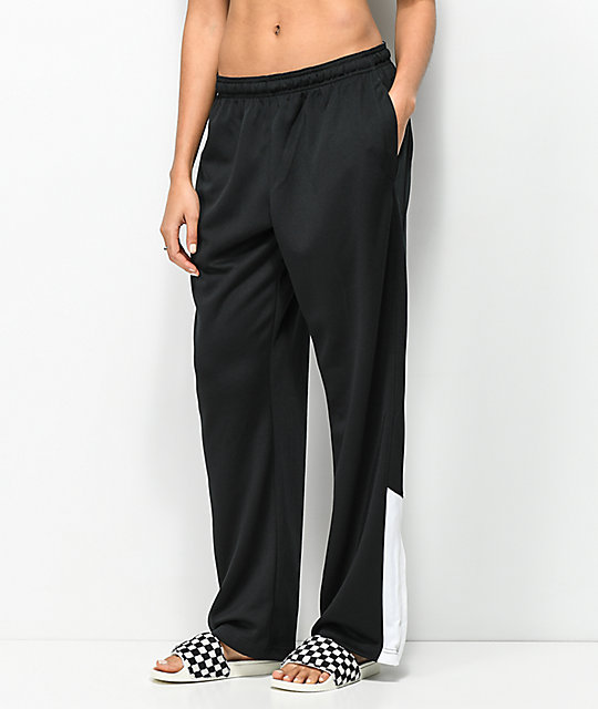 Champion Black & White Team Track Pants