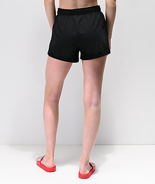 Champion Black Practice Shorts