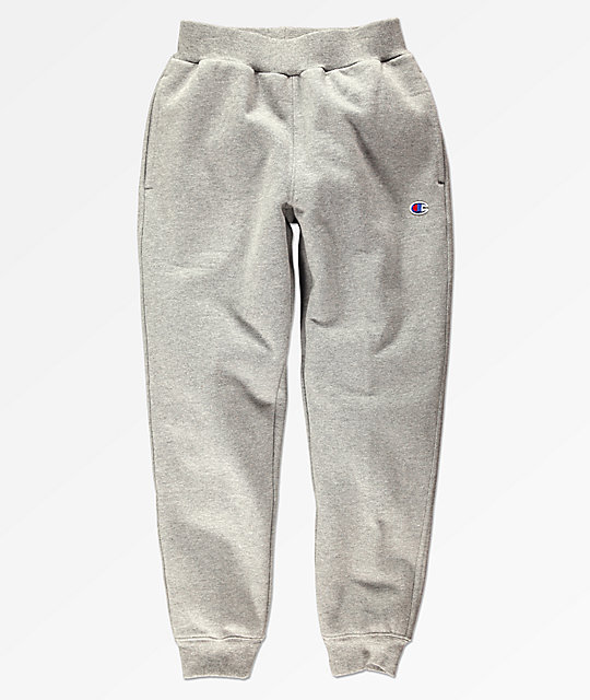 fashion style of 2019 top style top fashion Champion Boys Small C Medium Grey Fleece Jogger Sweatpants