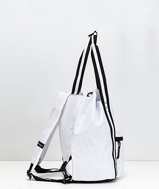 Champion Free-Form White Backpack