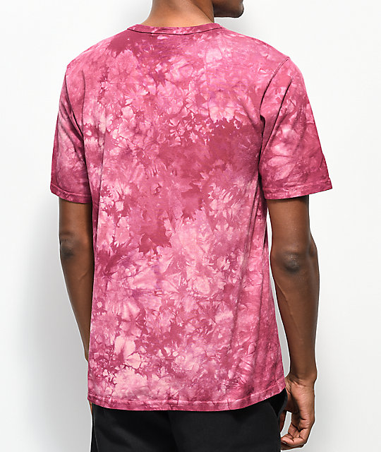 Champion Heritage Dye Washed Berry T-Shirt