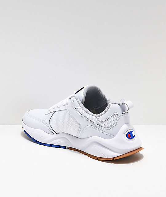 3630a89988fdd ... Champion Men s 93 Eighteen Classic White Shoes ...