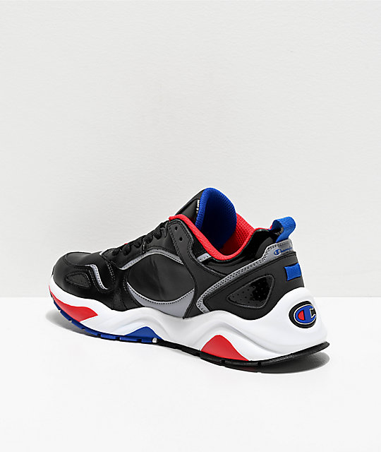 Champion NXT Stealth zapatos negros