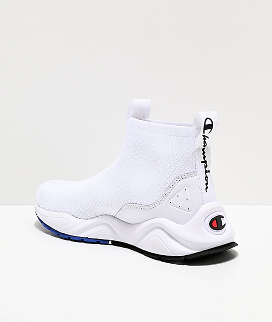 Champion Rally KT White Shoes