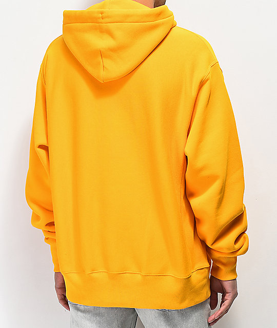 Champion Reverse Weave Gold Chainstitch Hoodie
