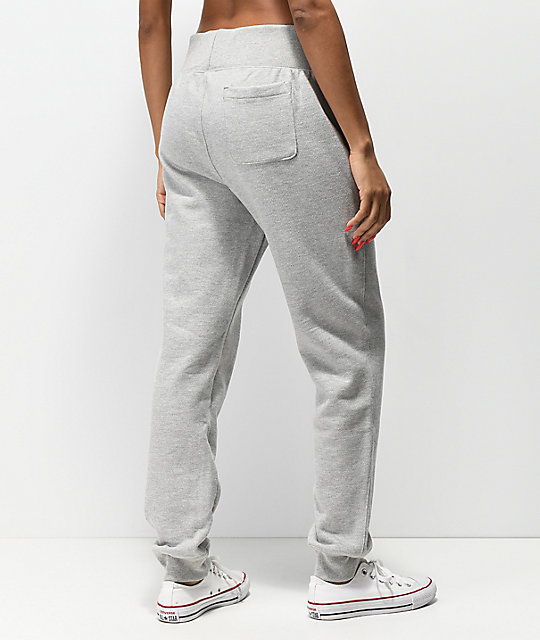 Champion Reverse Weave Sub C Oxford Grey Jogger Sweatpants