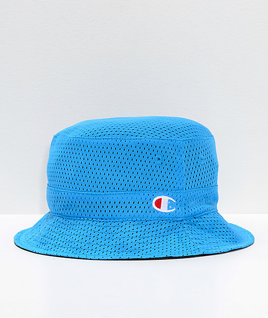 Champion Reversible Black & Black Bucket Hat