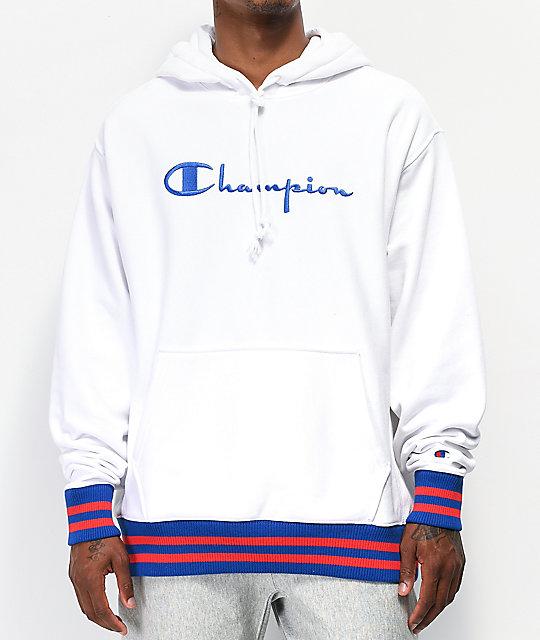 Logo hoodie   Moncler, Hoodies, White hoodie
