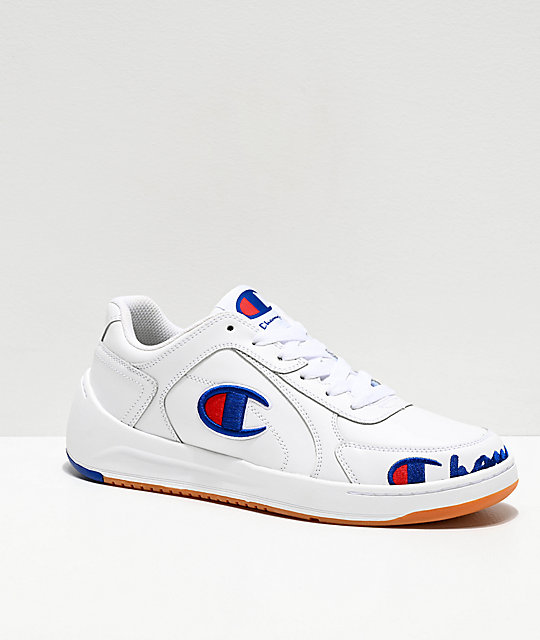 Champion Super C Court Low zapatos blancos