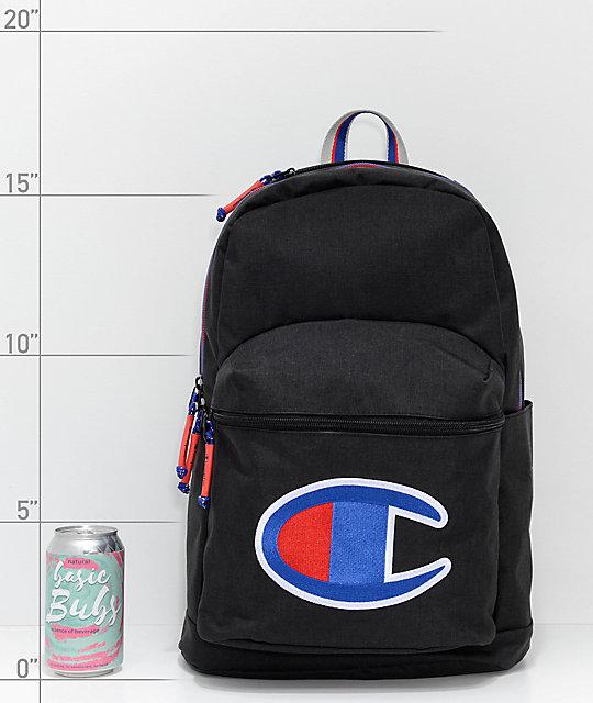 740a183543 ... Champion Supercize Black Backpack