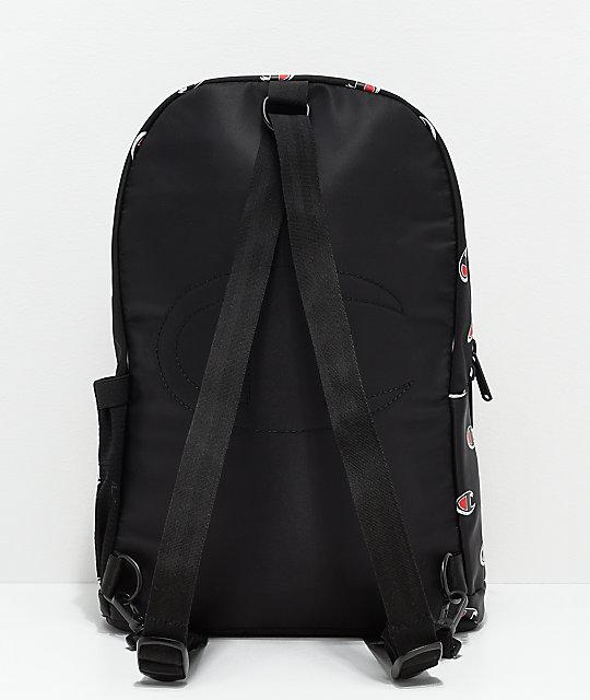 474de7e4407a Champion Supercize Crossover Black Mini Backpack