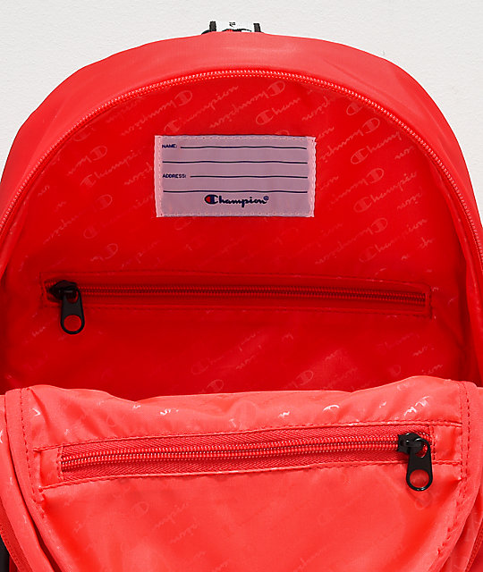 ... Champion Supercize Red Mini Backpack 3162ba954eabe