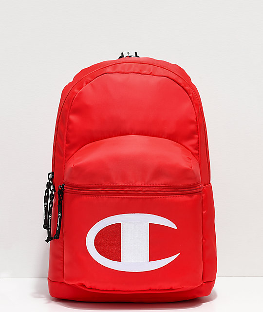 Champion Supercize Red Mini Backpack  4ae303330a2d0