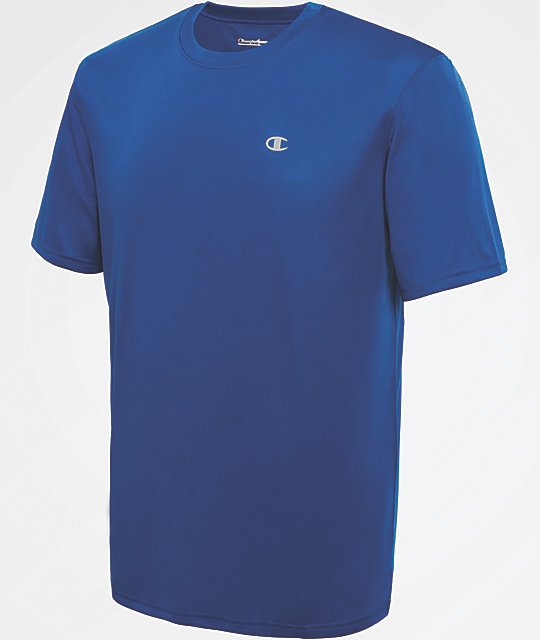 4f016f7f Champion Vapor Royal Blue T-Shirt | Zumiez.ca