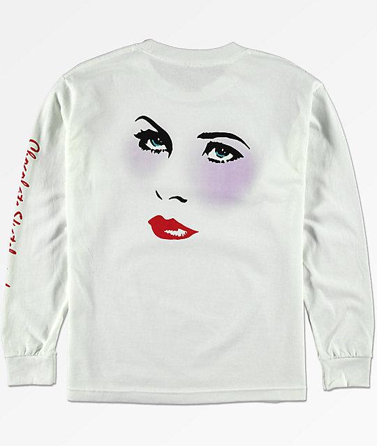 684afbc55 Chocolate Boys Dreamers White Long Sleeve T-Shirt | Zumiez