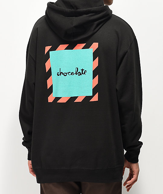 Chocolate Chico'B Black Hoodie