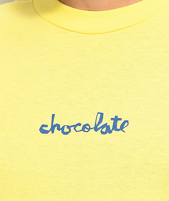 Chocolate Mid Chunk Banana T-Shirt