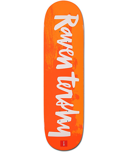 "Chocolate Tershy Chunk City 8.5""  Skateboard Deck"
