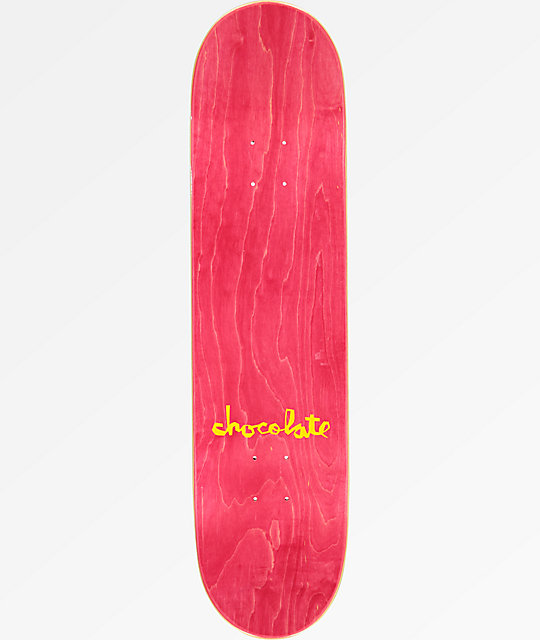 "Chocolate Yonnie Chunk 8.0"" Skateboard Deck"