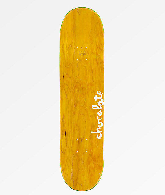 "Chocolate Yonnie OG Chunk 7.75"" tabla de skate"