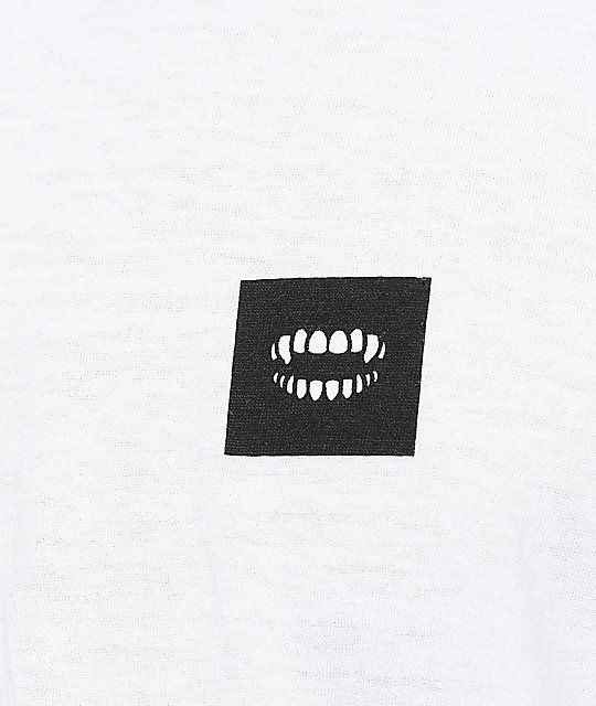 Chomp Dead Sexy White T-Shirt