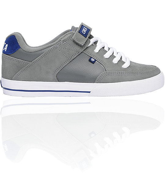 Circa 205 Vulc Dove & Pewter Shoes | Zumiez