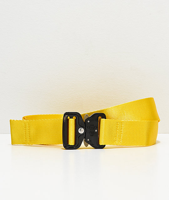 Civil Essential Yellow Belt